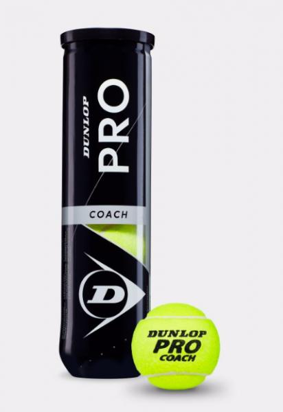 Dunlop Pro Coach 4er