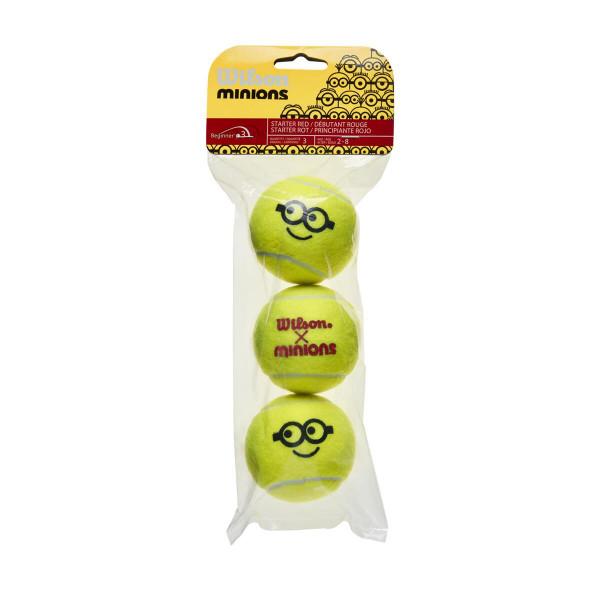 Minions Stage 3 Tennisbälle 3er