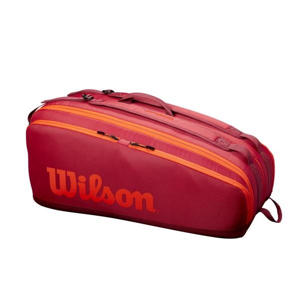 Wilson Tour 12er Bag Maroon
